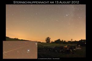 Sternschnuppennächte 2012