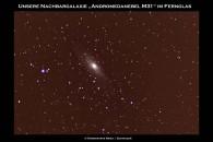 Die Andromedagalaxie