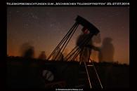 Teleskopbeobachtung