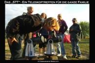 Teleskope zum STT