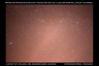 Kometensuchbild für KOmeten Lovejoy