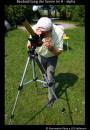 Sonnebeobachtung während des 9.STT.