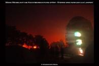 Grelles Weißlicht stört bei der Beobachtung