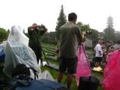 Kulisse des Wasserdorf Wuzhen am SoFitag