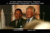 Eberhard Köllner und Sigmund Jähn
