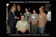 Ernst Messerschmidt und die Sternenfreunde aus Riesa