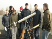 2nd Astronomical Week at the observatory Riesa