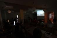 spannende Bilder zum ein Vortrag von Thomas Wolf über seine Polarlichtreisen