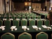 Das SoFi Meeting am Tag zuvor