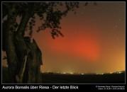 Aurora Borealis über Riesa – Der letzte Blick