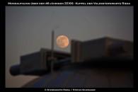Mondaufgang Kuppel Mai 2015