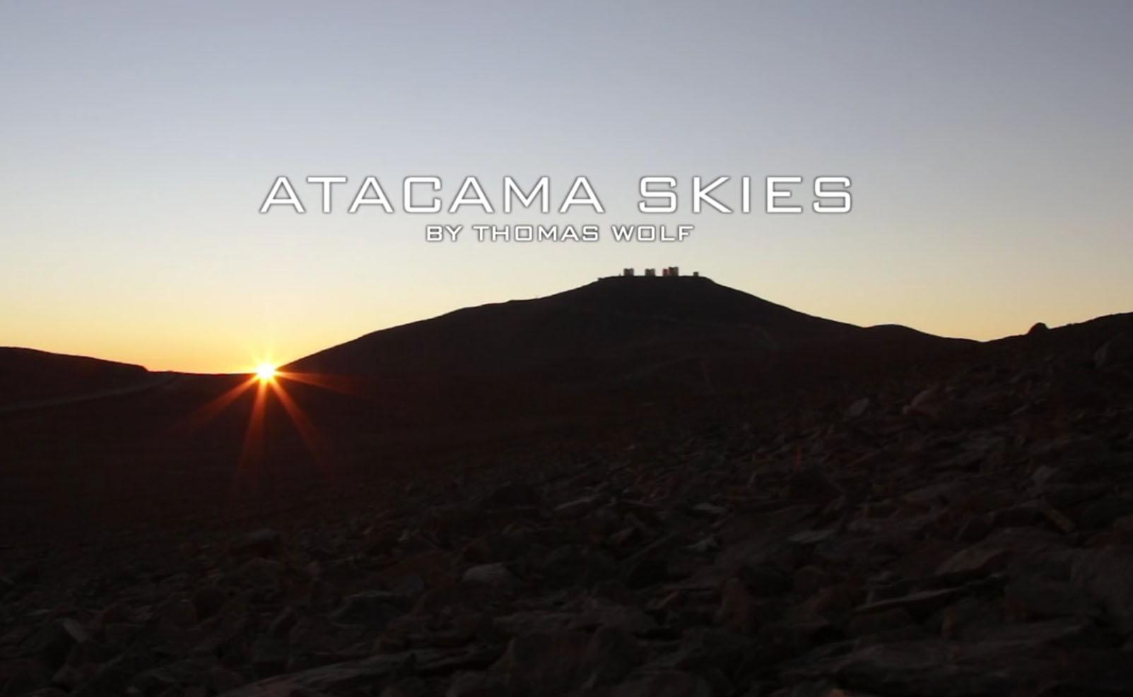 Atacama Skies von Thomas Wolf
