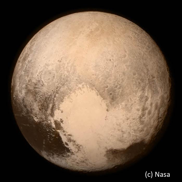 New Horizons erreicht den Pluto