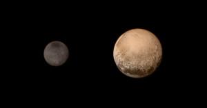 Pluto und Charon