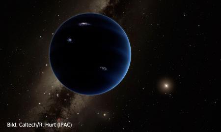 Hinweise auf Planet 9