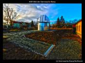 Sternwarte Riesa in HDR