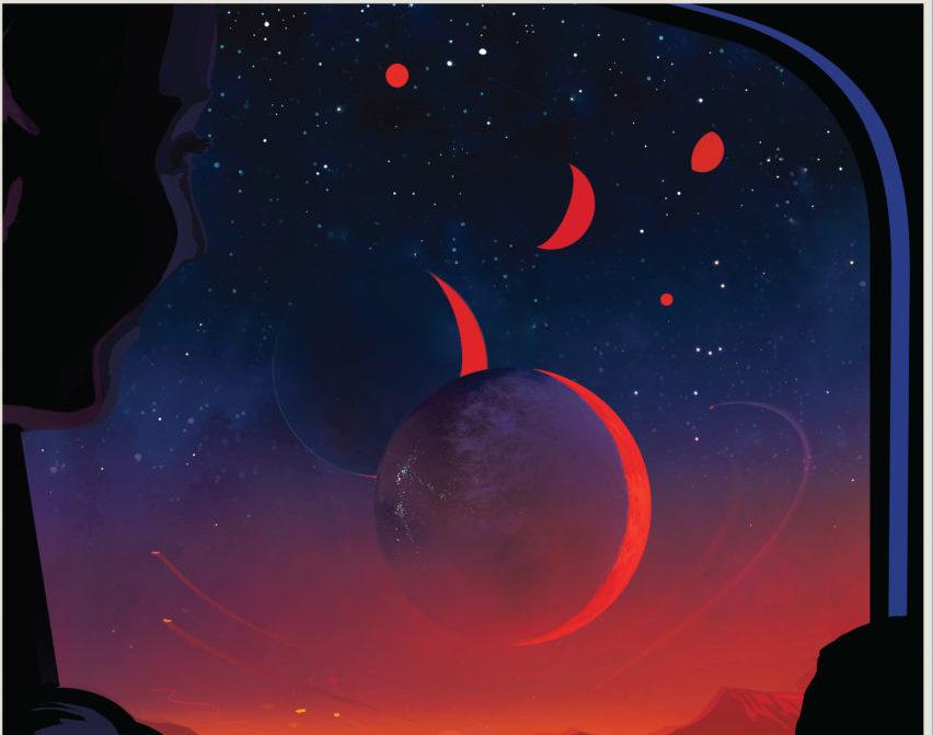 Astronomen entdeckten 6 erdähnliche Planeten