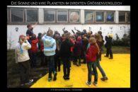 Begehbares Sonnensystem 2012