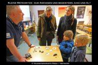 Meteoritenschau Kinder und Erwachsene