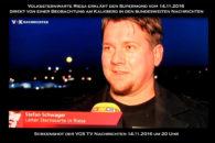Schwager Interview VOX Nachrichten