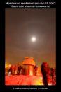 Sternwarte und Mondhalo