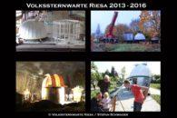 Volkssternwarte Riesa 2013-2016