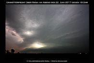 Unwetterzelle 22-06-17 19-06 Uhr