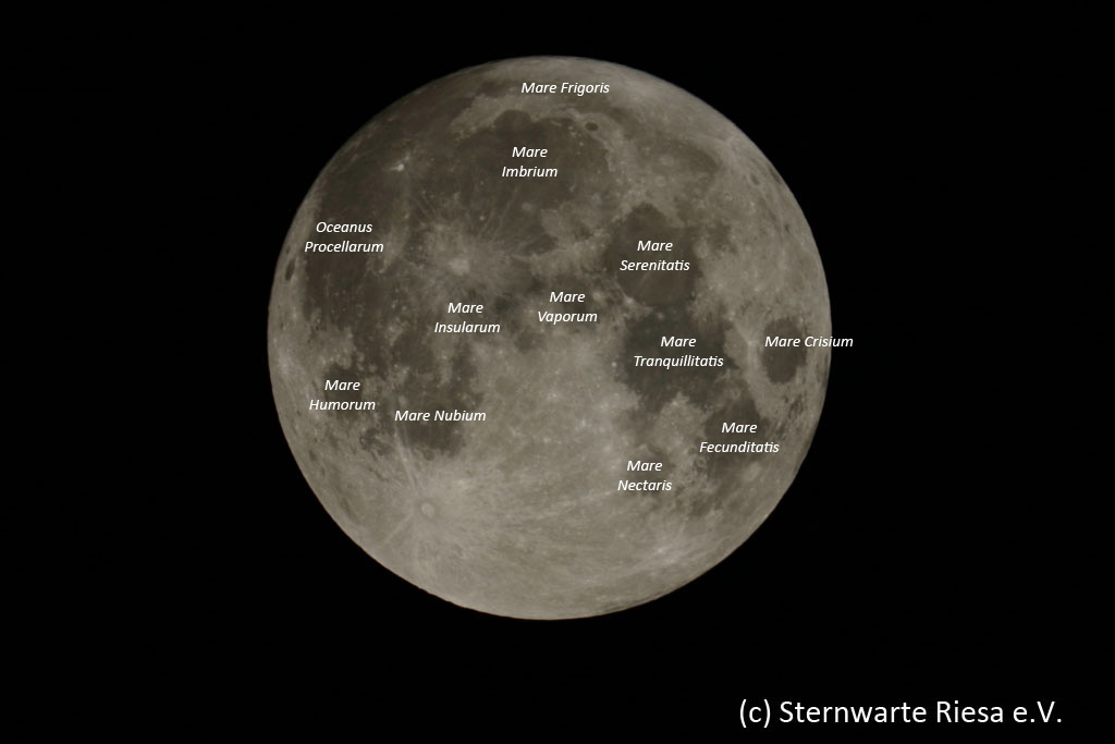 Mond Mare