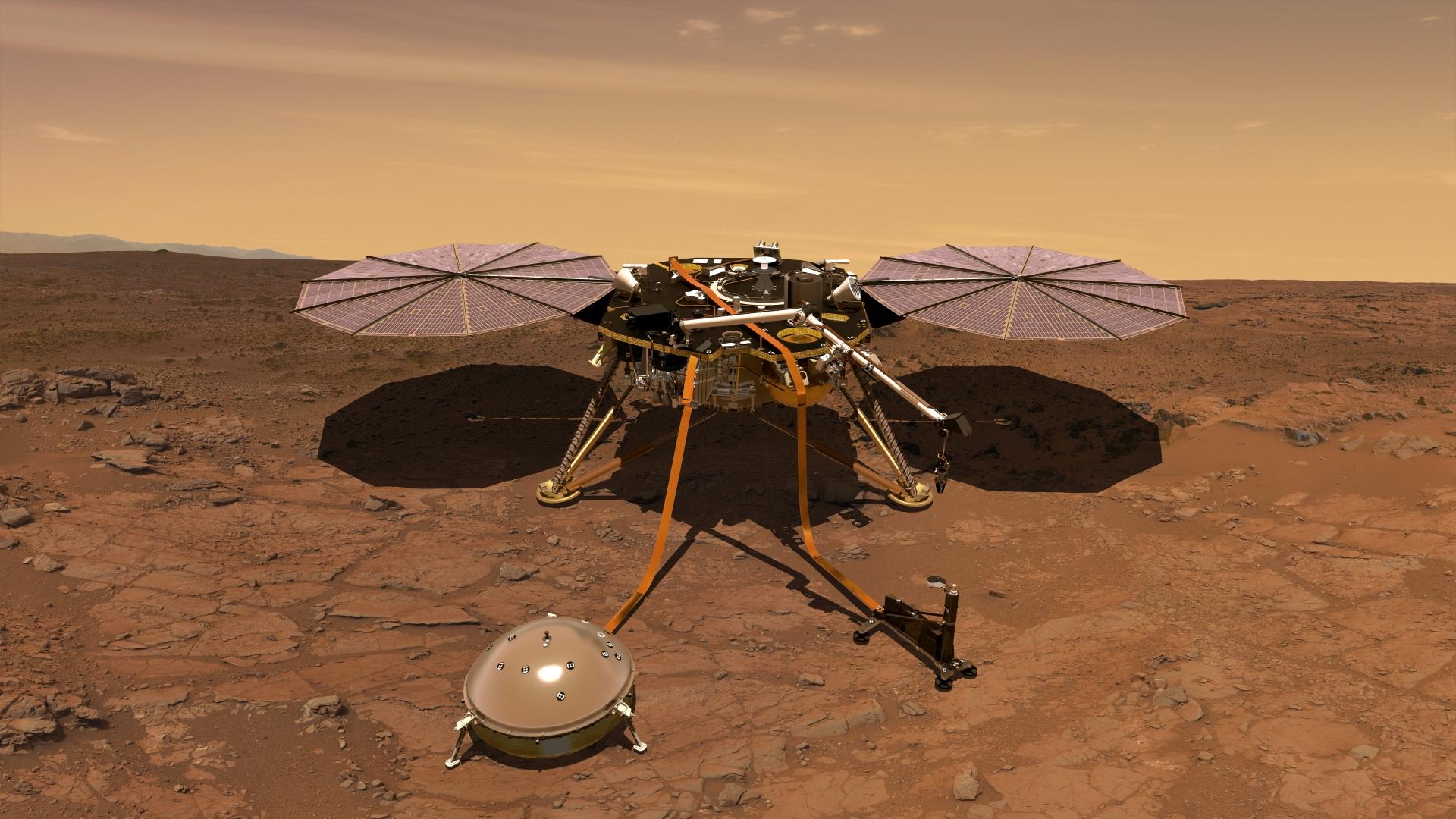 Mit dem Marsrover ROV-E reden