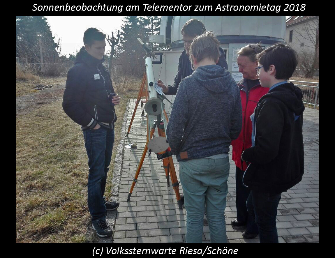 16. Bundesweiter Astronomietag