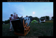 Mondbeoachtung zum 13. STT in Peritz