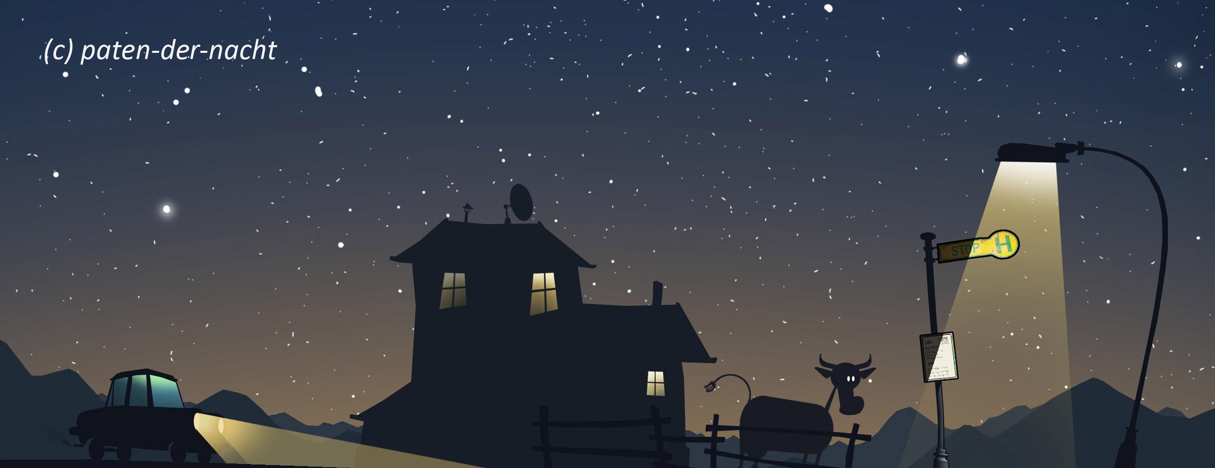 Paten der Nacht