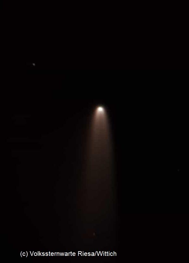 Komet C/2020 F3